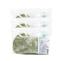精磨小麦粉菠菜饺子皮250g×3