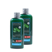 德国诺格娜芦荟洗发水250ml×2