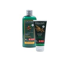 德国诺格娜阿甘油修护洗发水+护发素
