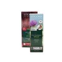 诺格娜纯植物染发粉红木+调理素