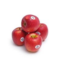 安心优选新西兰皇后苹果4粒(单果140g+)