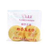 椰香玉米饼240g