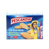 西班牙进口滑板造型鳕鱼饼400g