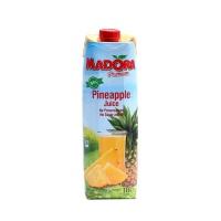 春播直采希腊曼朵拉100%菠萝汁1L