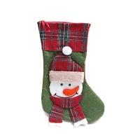 圣诞雪人B款装饰袜