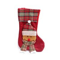 圣诞雪人C款装饰袜