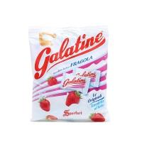 意大利佳乐锭草莓味牛奶糖115g