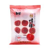 水晶红果 玫瑰形420g
