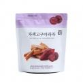 济州柑橘饼干牌烘烤卷饼干 (紫薯味)60g