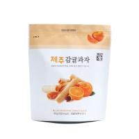 济州柑橘饼干牌烘烤卷饼干(柑橘味)60g