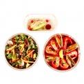 藏红花西班牙海鲜饭双人套餐