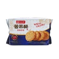 无蔗糖苦荞酥(果仁味)300g