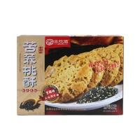 无蔗糖苦荞桃酥(芝麻味)276g