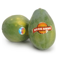安心优选Dole菲律宾非转基因木瓜4粒