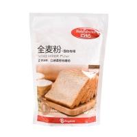百钻全麦面包粉500g