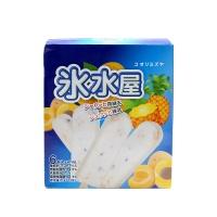 日本冰水屋混合水果雪糕6支装