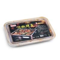 万州风味泡椒烤鱼1kg