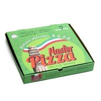 冠军披萨火腿蘑菇比萨12寸×2