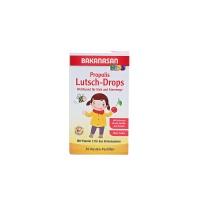 德国BAKANASAN保护儿童咽喉蜂胶糖*2