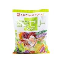 日本蔬菜果汁果冻(混合口味)462g