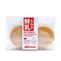 麦米米鲜奶粗粮饼(原味)200g