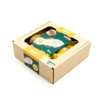 佳沛有机黄金奇异果4粒盒(单果100g+)