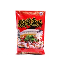 安心酸菜鱼430g