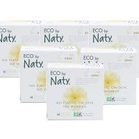 Eco by Naty 日用卫生巾15片*6