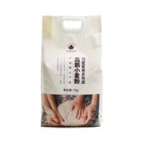 大地厨房河套多用途高筋小麦粉5kg