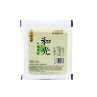 豆味道和光木棉豆腐400g