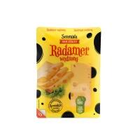 波兰牧森烟熏大孔成熟干酪片135g