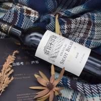 法国斯科贝城堡干红葡萄酒750ml