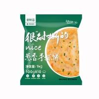 营养早餐葱香手抓饼1kg(10片)