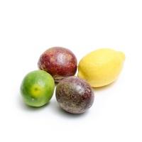 安心优选安心优选柠檬百香果组合4粒装
