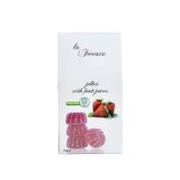 意大利施普森林草莓果汁软糖100g