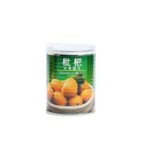 台州枇杷糖水罐头350g