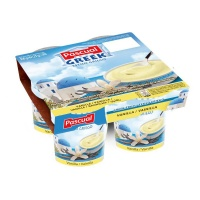 帕斯卡香草味希腊酸奶(全脂)125g×4