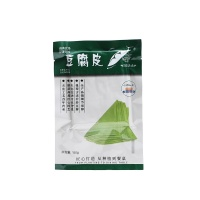 姚记双青豆豆皮150g