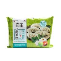 白玉豆腐水饺荠菜猪肉味350g