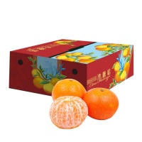 安心优选砂糖橘3kg礼盒装