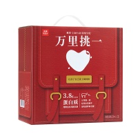 乐纯万里挑一纯水牛奶(新春装)200ml×12