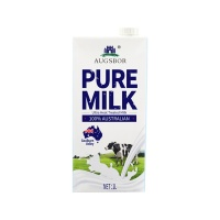 澳大利亚澳格堡全脂牛奶1L