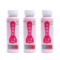 圣牧藜麦火龙果代餐酸奶230g×3
