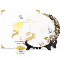 祖祥有机白茶礼盒357g