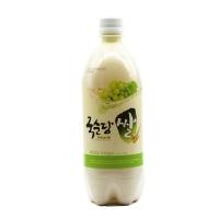 韩国鞠醇堂玛克丽米酒青葡萄味750ml