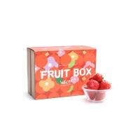贾建军红颜草莓特级礼盒9粒(单盒350g)