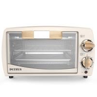 柏翠家用多功能迷你小烤箱10.5L