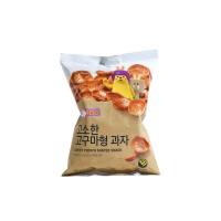 韩国进口猫耳朵形脆点125g