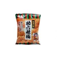 日本进口酱油味粳米脆饼70g