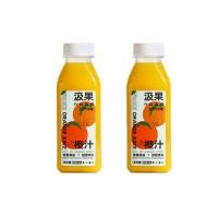 春播定制汲果橙汁300ml×2